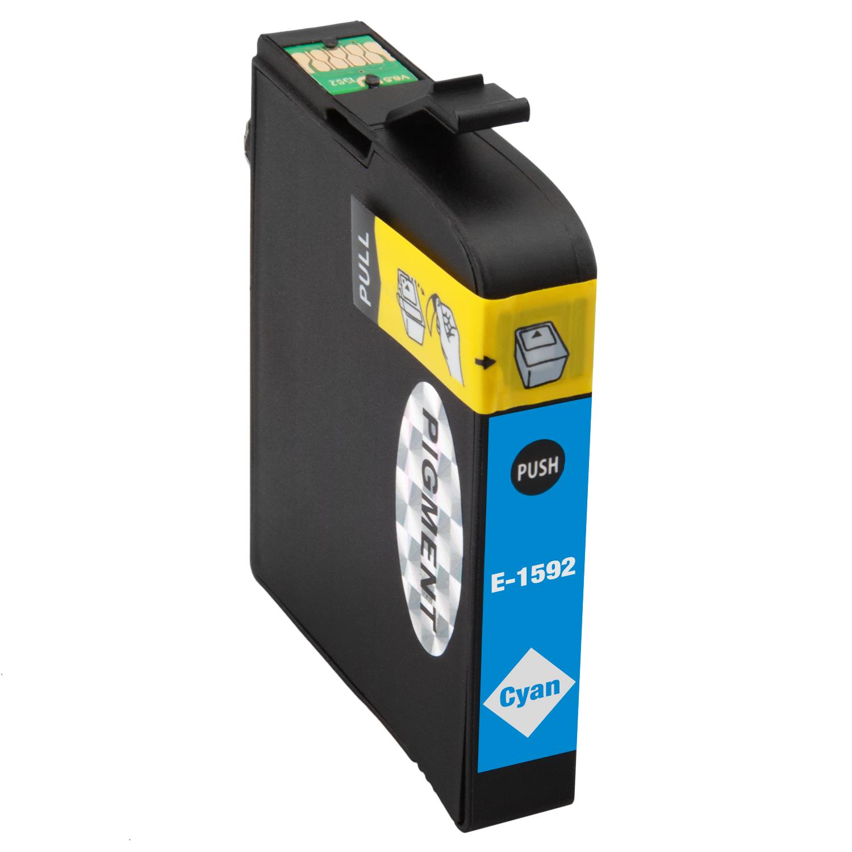 Druckerpatrone XXL ProSerie kompatibel zu Epson T1592 cyan