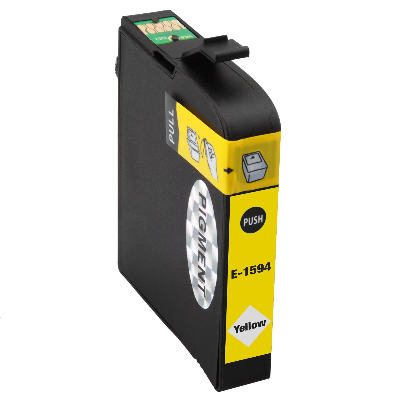 Druckerpatrone XXL ProSerie kompatibel zu Epson T1594 yellow