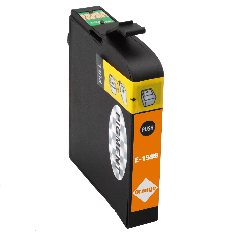 Druckerpatrone XXL ProSerie kompatibel zu Epson T1599 orange