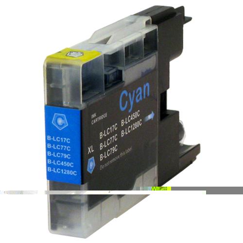 Druckerpatrone XXL ProSerie kompatibel zu Brother LC-1280 cyan