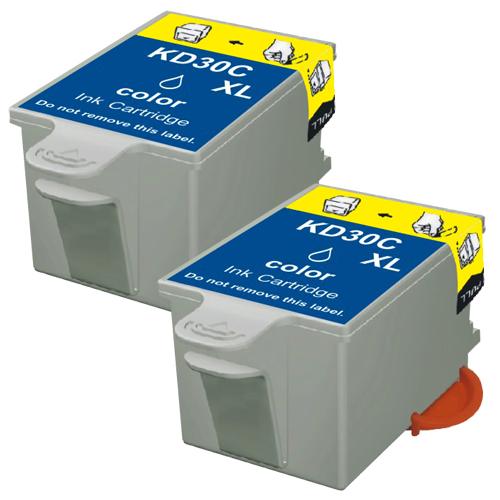 2x Druckerpatrone XXL ProSerie kompatibel zu Kodak 30 color