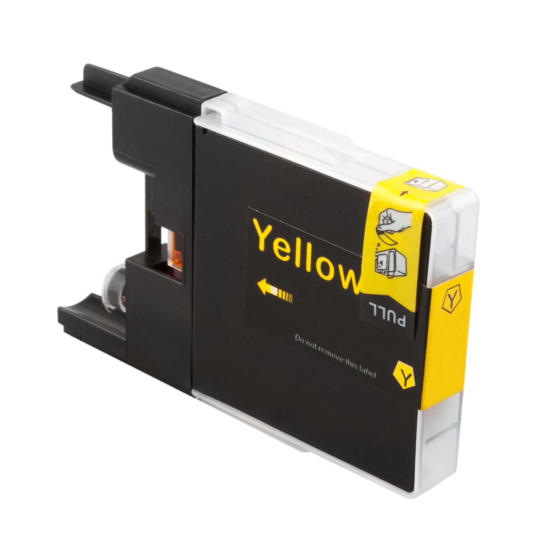 Druckerpatrone XXL ProSerie kompatibel zu Brother LC-1240 yellow