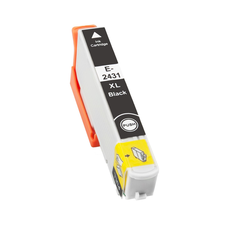 Druckerpatrone XXL ProSerie kompatibel zu Epson T2431 black 24XL