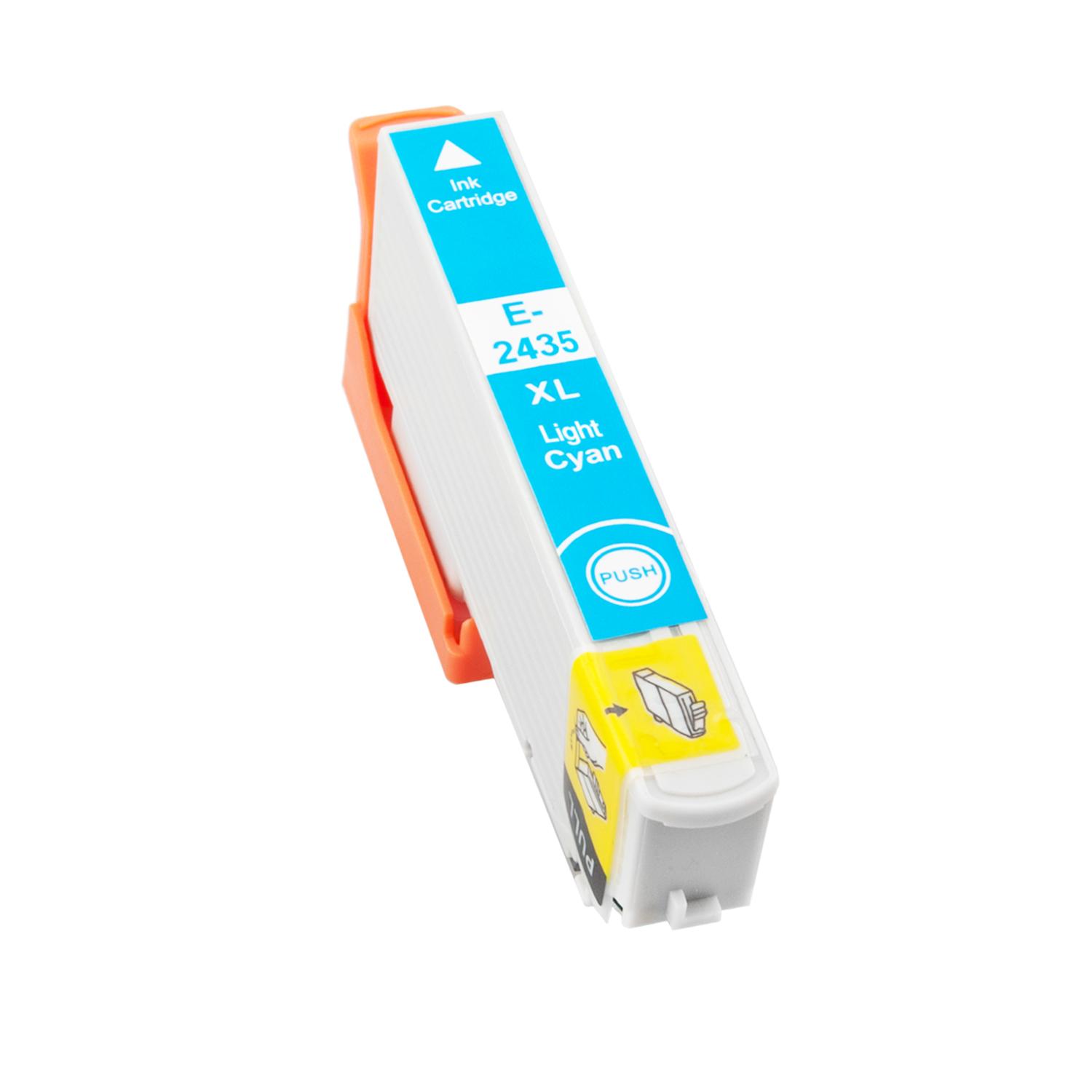 Druckerpatrone XXL ProSerie kompatibel zu Epson T2435 light cyan 24XL