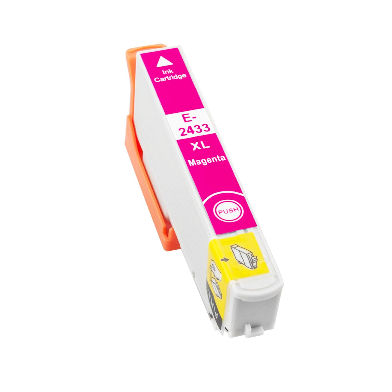 Druckerpatrone XXL ProSerie kompatibel zu Epson T2433 magenta 24XL