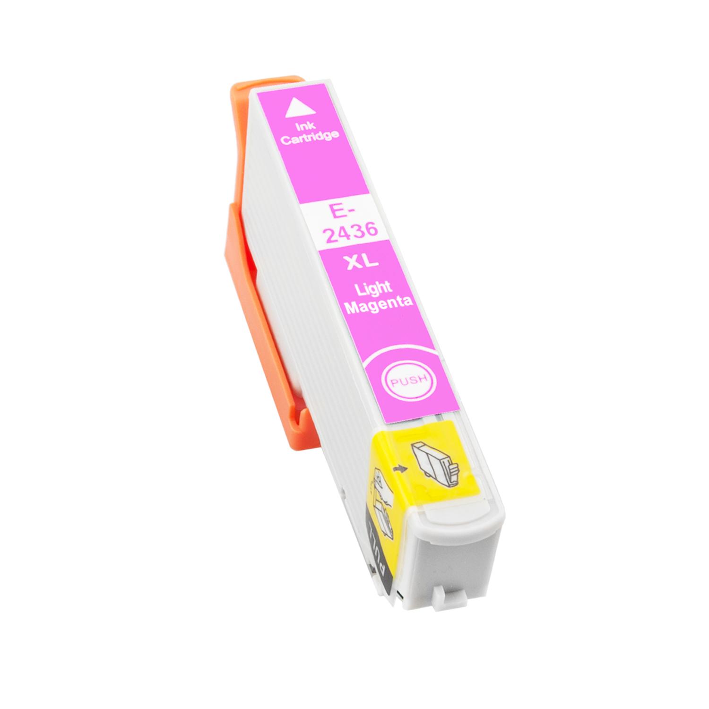 Druckerpatrone XXL ProSerie kompatibel zu Epson T2436 light magenta 24XL