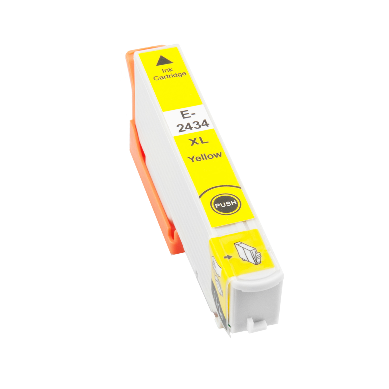 Druckerpatrone XXL ProSerie kompatibel zu Epson T2434 yellow 24XL