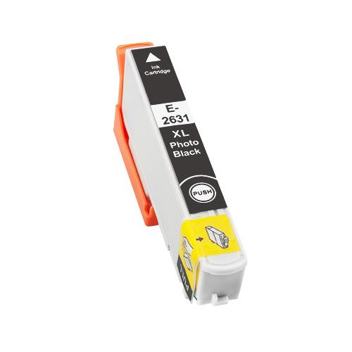 Druckerpatrone XXL ProSerie kompatibel zu Epson T2631 black 26XL