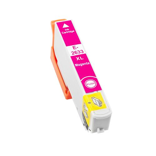 Druckerpatrone XXL ProSerie kompatibel zu Epson T2633 magenta 26XL