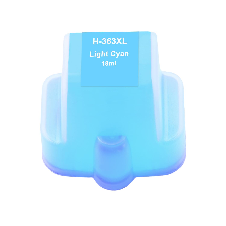 Druckerpatrone XXL ProSerie kompatibel zu HP 363 light cyan