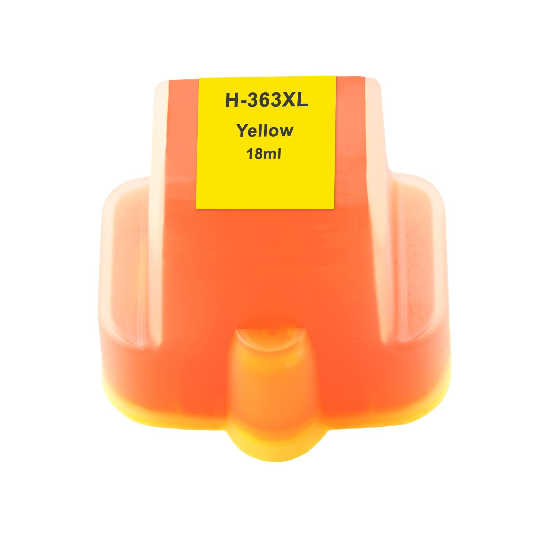 Druckerpatrone XXL ProSerie kompatibel zu HP 363 yellow