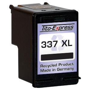 Druckerpatrone XXL recycled ProSerie. Ersetzt HP 337