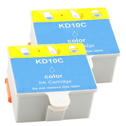 2x Druckerpatrone XXL ProSerie kompatibel zu Kodak 10 color