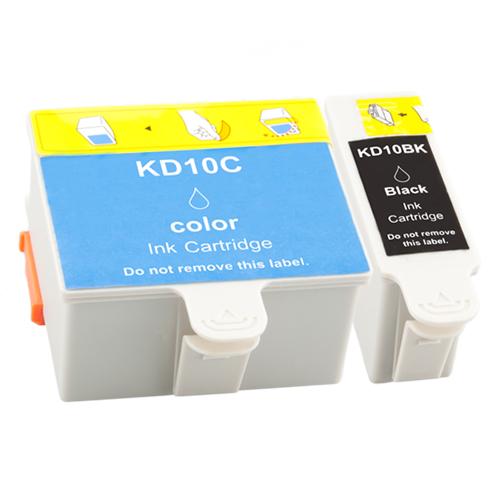 Sparset 2 Patronen XXL ProSerie kompatibel zu Kodak 10