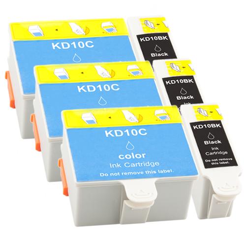 Sparset 6 Patronen XXL ProSerie kompatibel zu Kodak 10