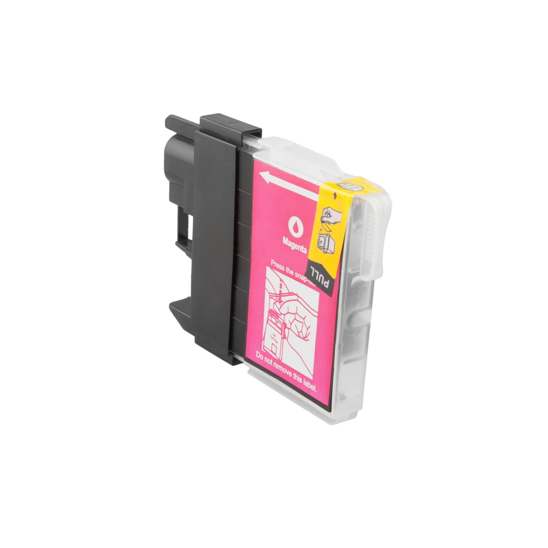 Druckerpatrone XL ProSerie kompatibel zu Brother LC-980 magenta