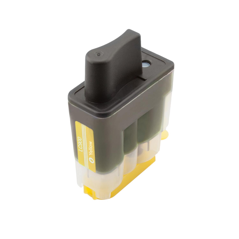 Druckerpatrone XL ProSerie kompatibel zu Brother LC-900 yellow