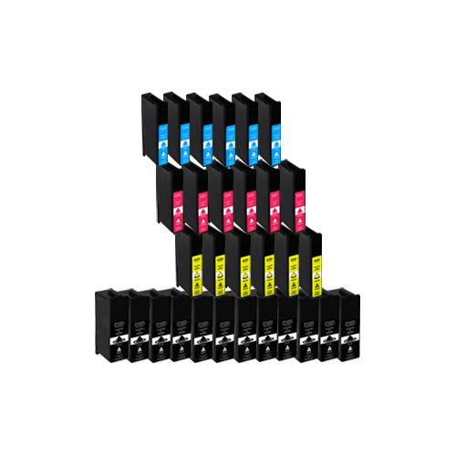 Sparset 30 Patronen XXL ProSerie kompatibel zu Lexmark 100 XL