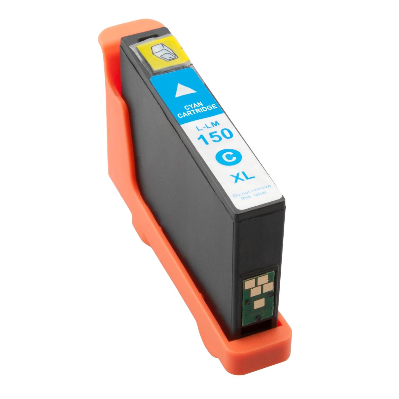 Druckerpatrone XXL ProSerie kompatibel zu Lexmark 150 XL Cyan
