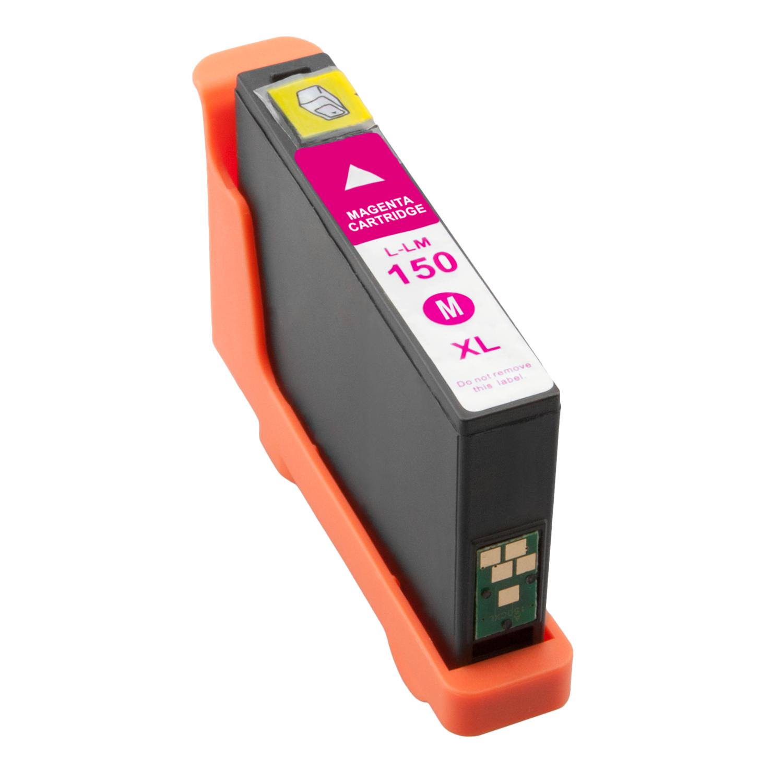 Druckerpatrone XXL ProSerie kompatibel zu Lexmark 150 XL Magenta