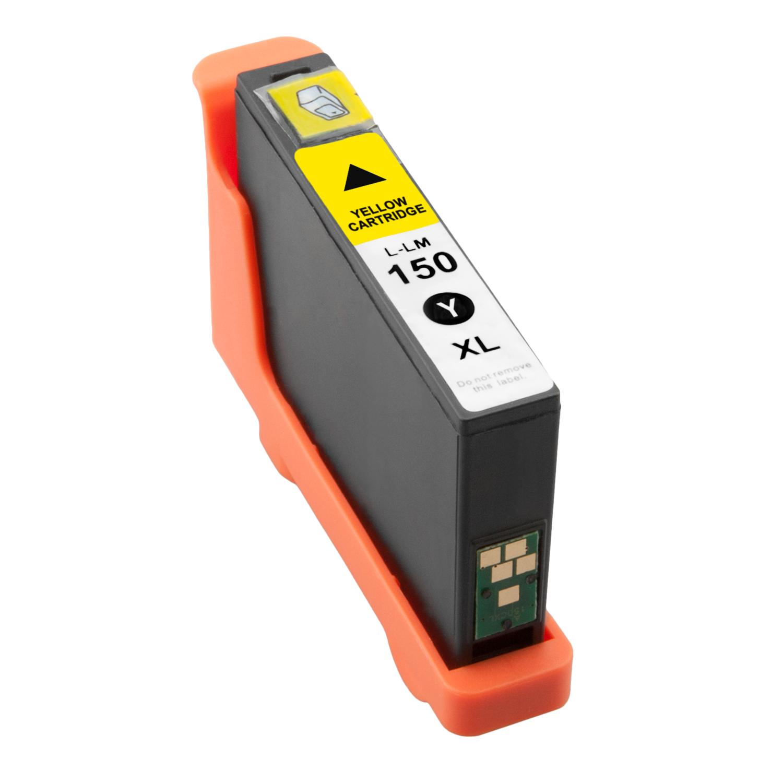 Druckerpatrone XXL ProSerie kompatibel zu Lexmark 150 XL Yellow
