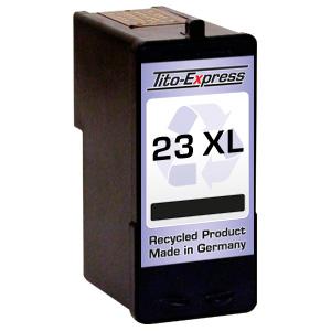 Druckerpatrone XXL recycled ProSerie. Ersetzt Lexmark 23
