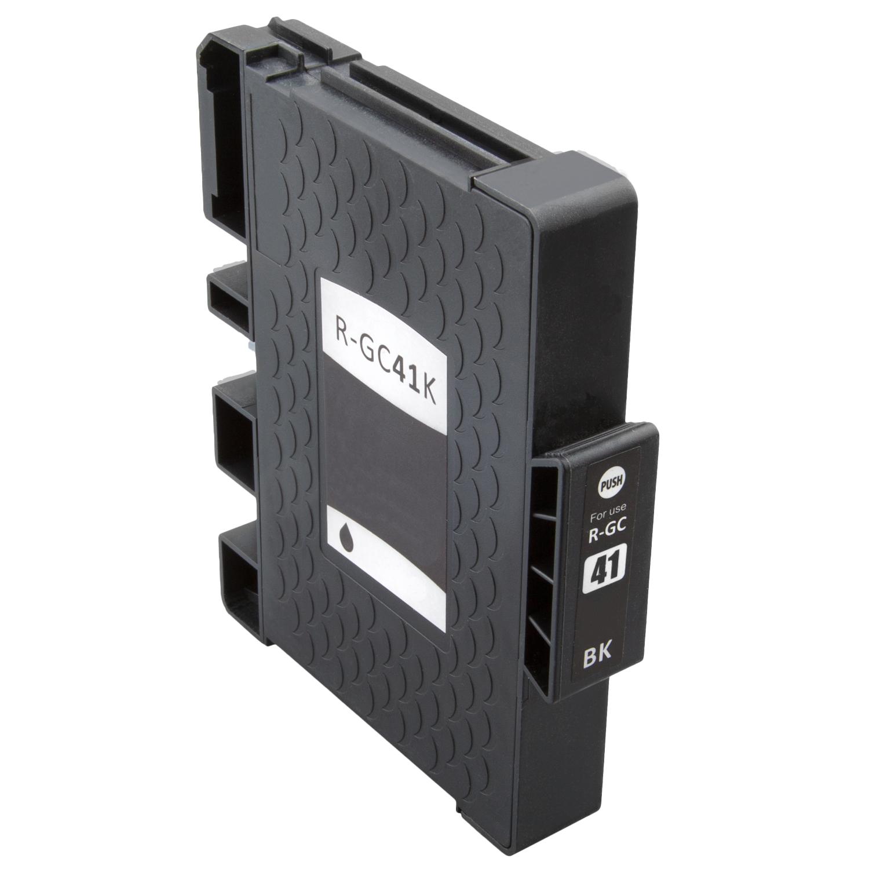 Gelkartusche XXL ProSerie kompatibel zu Ricoh GC-41 black