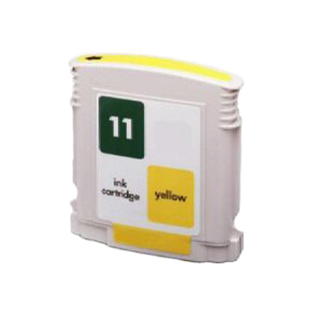 Druckerpatrone XXL recycled ProSerie. Ersetzt HP 11 yellow