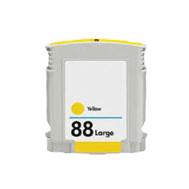 Druckerpatrone XXL recycled ProSerie. Ersetzt HP 88 yellow