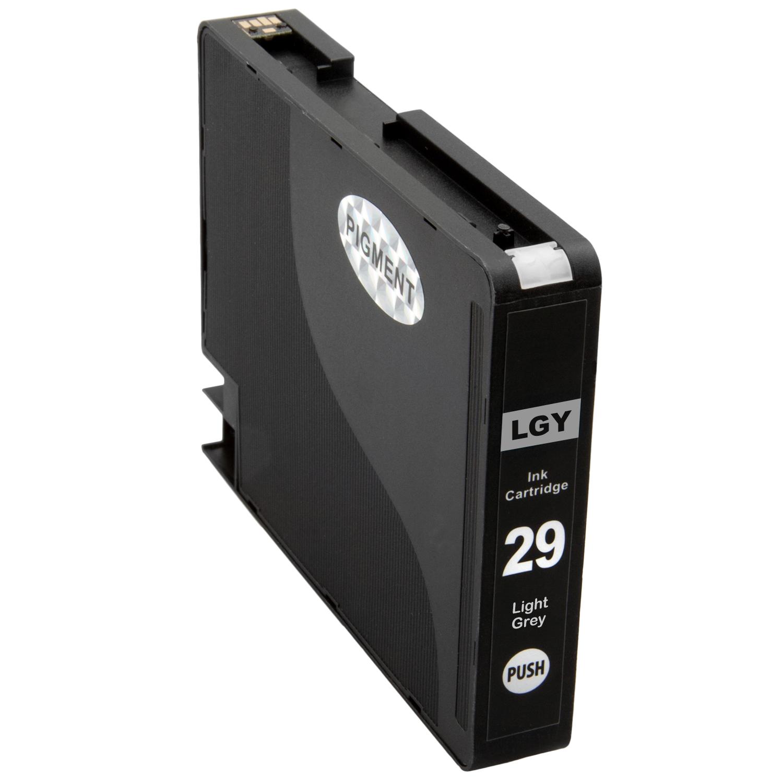 Druckerpatrone XXL ProSerie kompatibel zu Canon PGI-29 grau hell