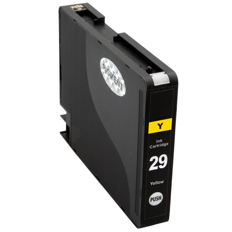 Druckerpatrone XXL ProSerie kompatibel zu Canon PGI-29 gelb