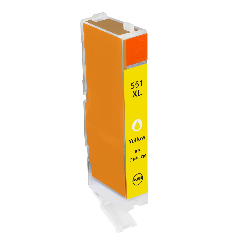 Druckerpatrone XXL ProSerie kompatibel zu Canon CLI-551XL yellow