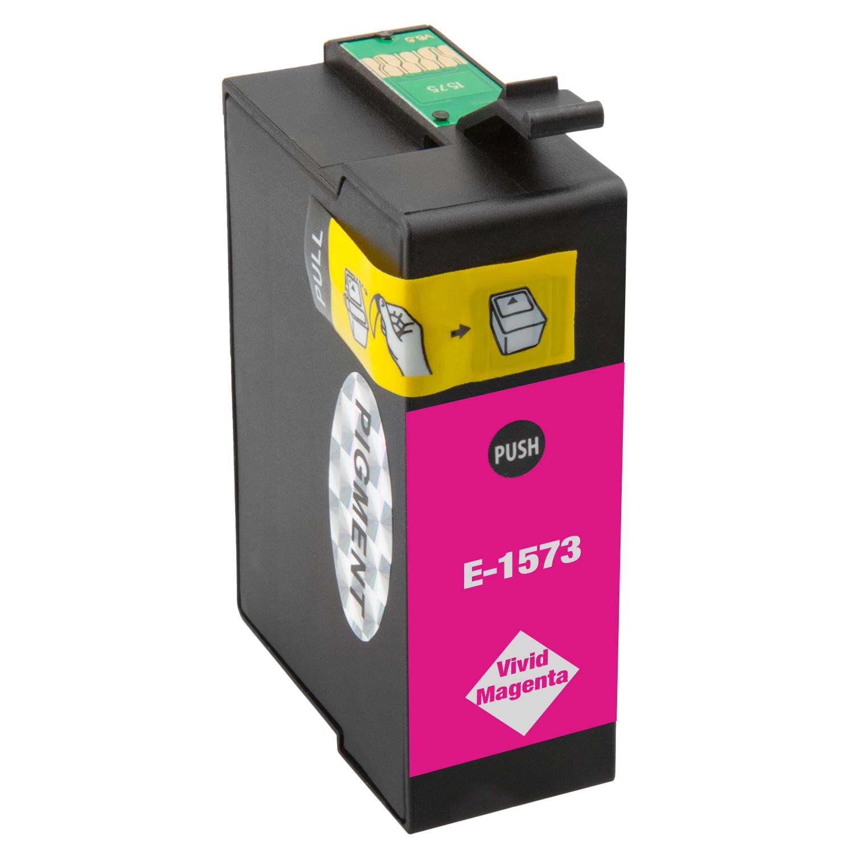 Druckerpatrone XXL ProSerie kompatibel zu Epson T1573 magenta