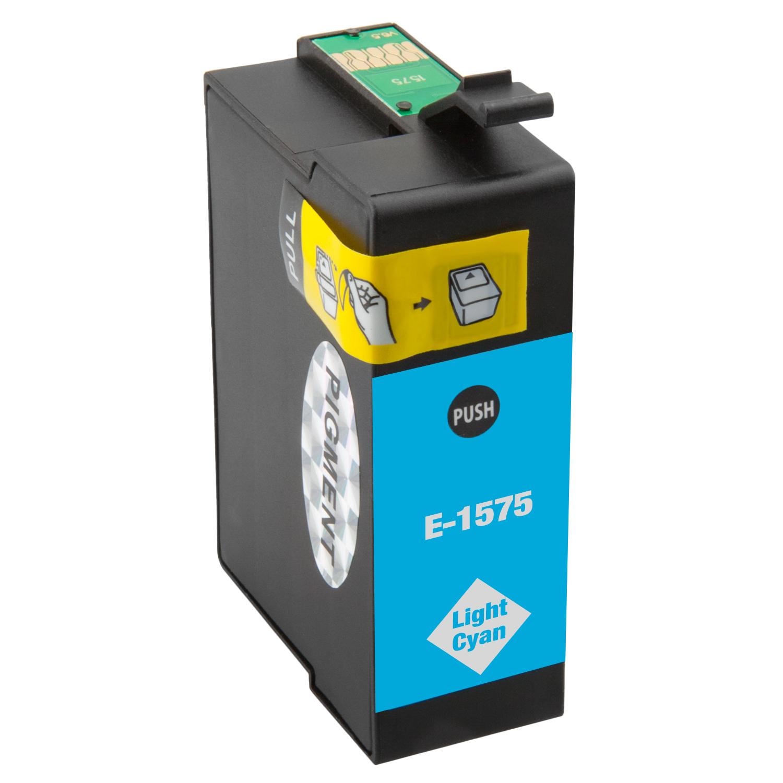 Druckerpatrone XXL ProSerie kompatibel zu Epson T1575 light cyan