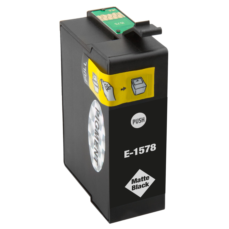 Druckerpatrone XXL ProSerie kompatibel zu Epson T1578 matte black