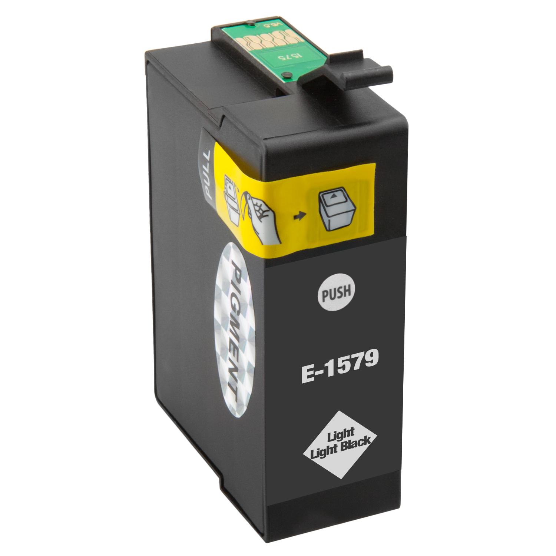 Druckerpatrone XXL ProSerie kompatibel zu Epson T1579 light light black