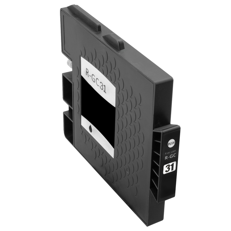 Gelkartusche XXL ProSerie kompatibel zu Ricoh GC-31 black